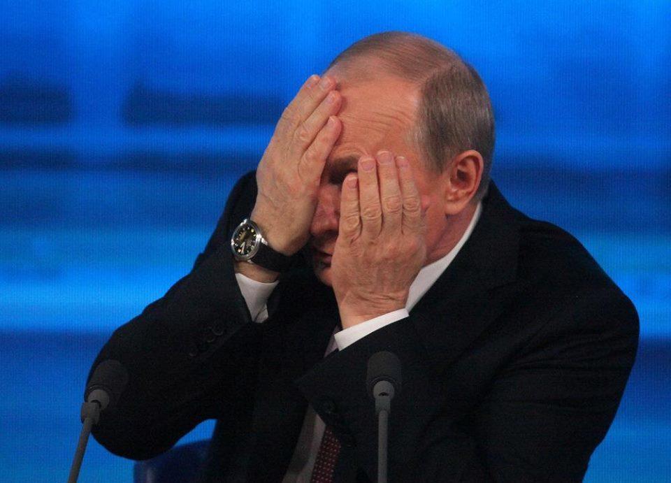 В России рассказали, чего боится Путин